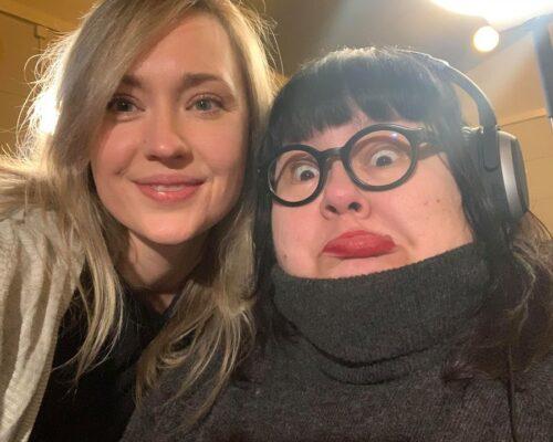 Kinolla -podcastin jakso 3, vieraana Rekolan kahvipaahtimon (Kahvi Charlotta) yrittäjä Victoria Nuottanen
